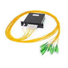 M2 1X8 POL SPLITTER- SC/APC CONNECTORS- 2M PIGTAILS