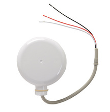 Commercial High Bay Wet Fixture Sensor, White