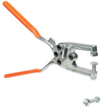 Crimping Tool for Attaching Steel Stud Boxes
