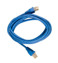 7 Foot Cat 6 Patch Cable, Blue