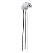NAFTA Compliant PlugTail® Connectors, Right Angle, Solid, 6''