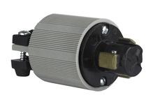 20 Amp Power Interrupting Connector - Hospital Use, Non-Metallic