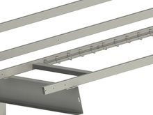 G CABLOFIL CABLE TRAY-WHITE 92D,,6W,,120L) [945043]