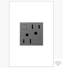 Wi-Fi Ready Outlet, Magnesium