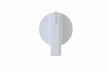 Rotary Wall Box Timer Replacement Knob, White