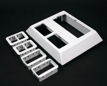 Access 5000 Deep Device Plate Fitting