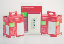 Two Room Impedance Matching Audio Starter Kit, White