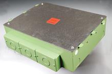 Evolution™ Series Six Gang On-Grade Floor Box