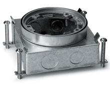 880 Series™ Shallow Steel Single Service Floor Box