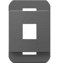 adorne® 1-Port Frame