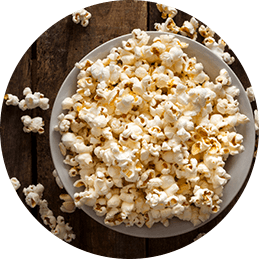 Easy Popcorn Recipes