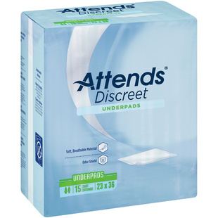 Attends Discreet Underpads