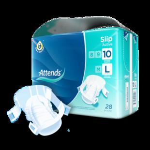 Attends Slip Active 10