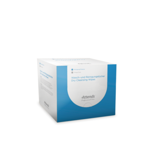 Attends Dry Cleansing Wipes