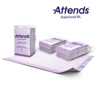 Attends Supersorb Bariatric Premium Underpad