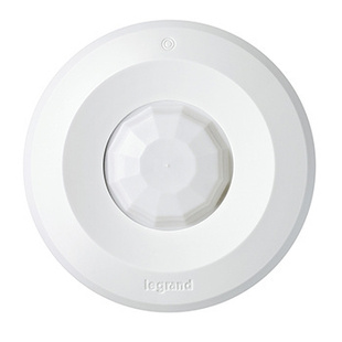 DLM Wireless PIR Ceiling Mount Occupancy Sensor w/extended range lens