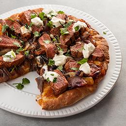 Tandoori Lamb Pizza