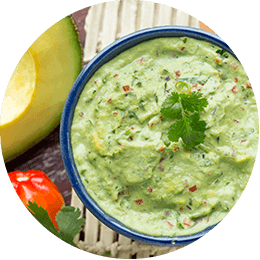 Zesty Avocado Dip
