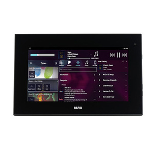 "7"" Android PoE Touch Screen, BLACK"