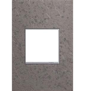Hubbardton Forge® Natural Iron, 1-Gang Wall Plate