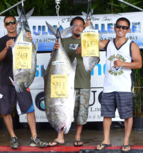 10th annual Tokunaga Ulua Challenge