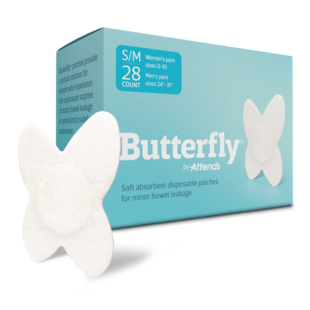 Butterfly Body Patches