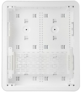 "17"" Dual-Purpose In-Wall Enclosure With Mounting Plate"