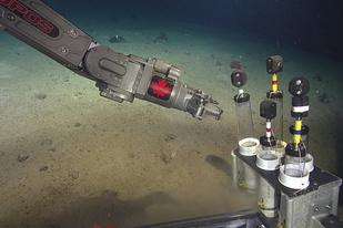 ROPOS sediment core