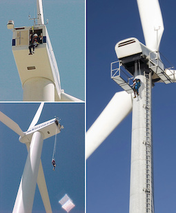 Wind Turbine Safety Fall Protection Capital Safety
