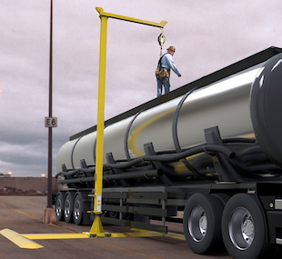 Portable Fall Protection Systems Capital Safety
