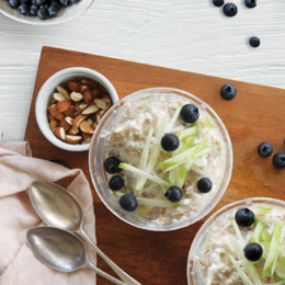 Best Ever Bircher Recipe