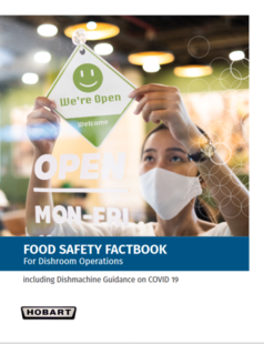 Food Safety Factbook