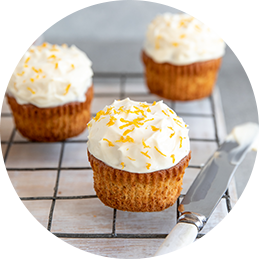 Butternut Squash Cup Cakes