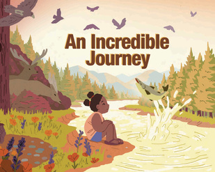 An Incredible Journey book cover