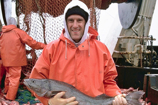 NOAA Sablefish Researcher