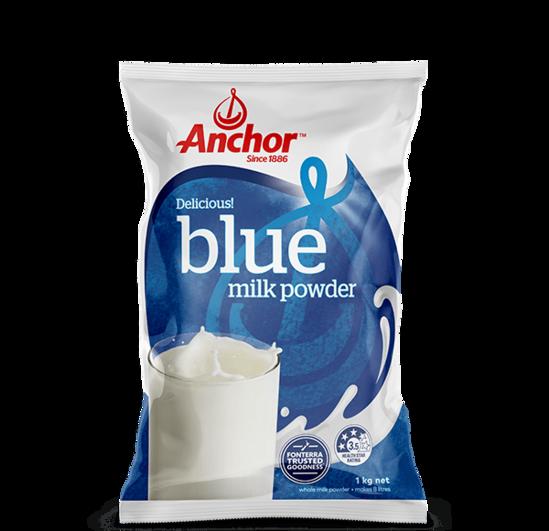 Anchor Instant Whole Milk Powder 1kg pack