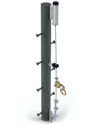 Vertical Systems Ladder Safety Equipment Vertical