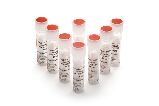 Trypsin (TPCK Treated) - 8 Pack product photo Front View L