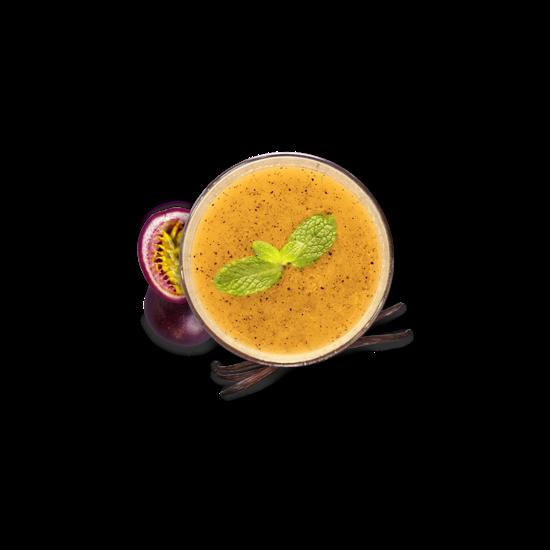 Passionfruit, Vanilla and Chia Smoothie