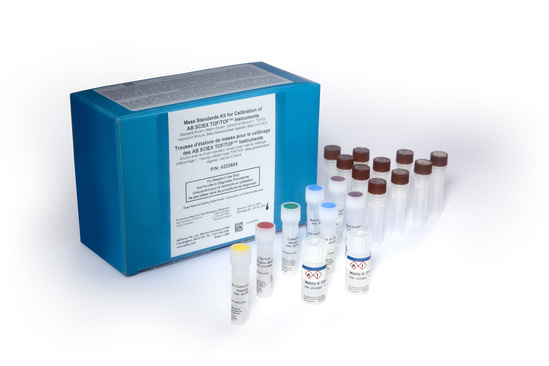 Mass Standards Calibration Kit- TOF/TOF product photo Front View L
