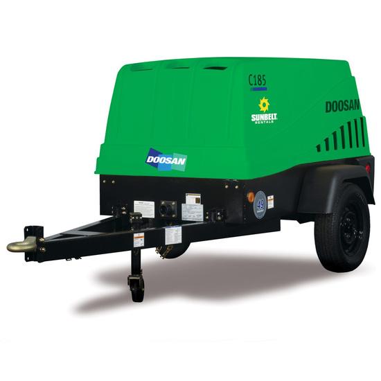Air Compressors 90CFM-250CFM