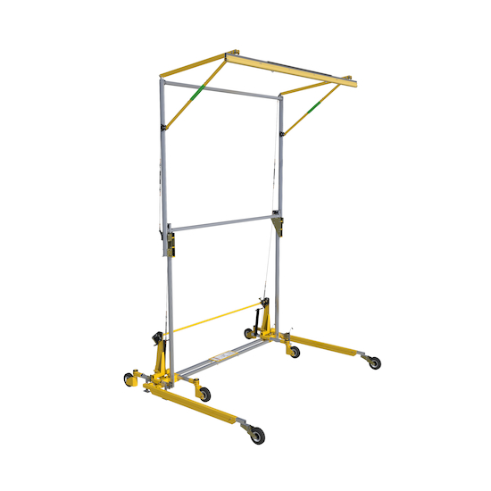Flexiguard C Frame System Fixed Height