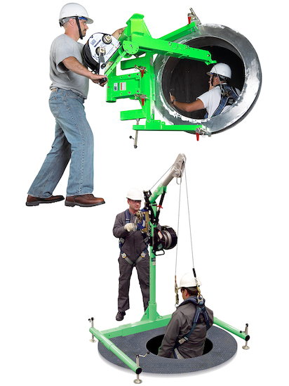 Confined Space Rescue Fall Protection Capital Safety