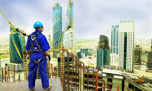 Construction Concerns Fall Protection And Steel Buildings: Construction Safety Products
