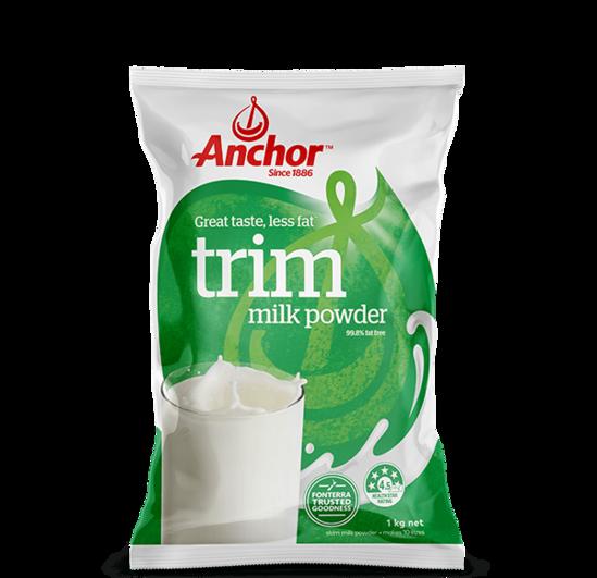 Anchor Instant Skim Milk powder 1kg pack