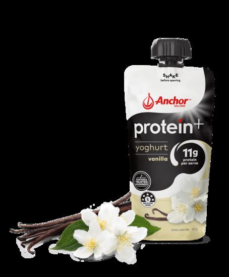 Anchor Protein+ Vanilla Yoghurt 150g