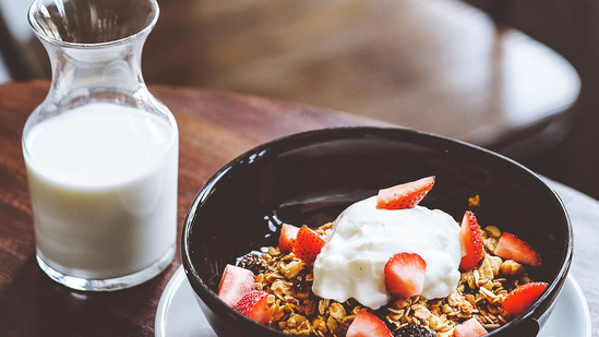 5 Reasons why you should have a healthy breakfast.
