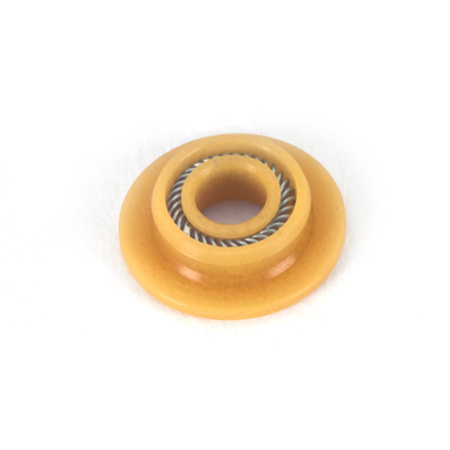 Yellow Plunger Seal for LC-20ADXR (Shimadzu) product photo Front View L