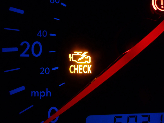The Check Engine Light Your Car S Warning Fred Martin Ford Inc