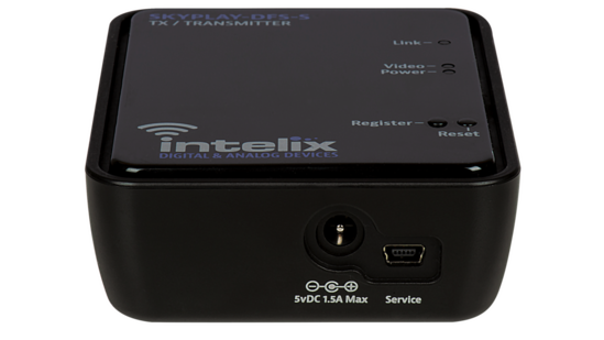Wireless HDMI Transmitter with DFS